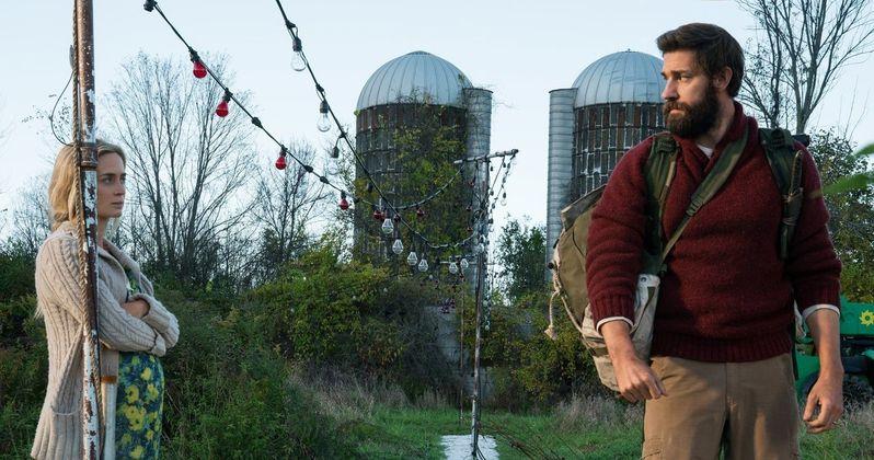 John Krasinski Will Direct A Quiet Place 2, Emily Blunt Also Returning