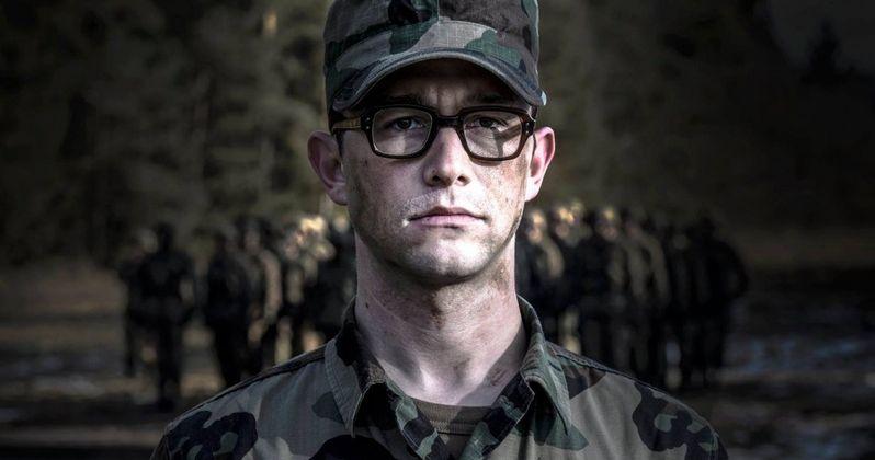 Oliver Stone Brings New Snowden Trailer to Comic-Con