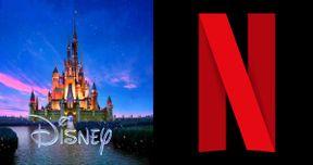 Disney Wants to Buy Netflix?