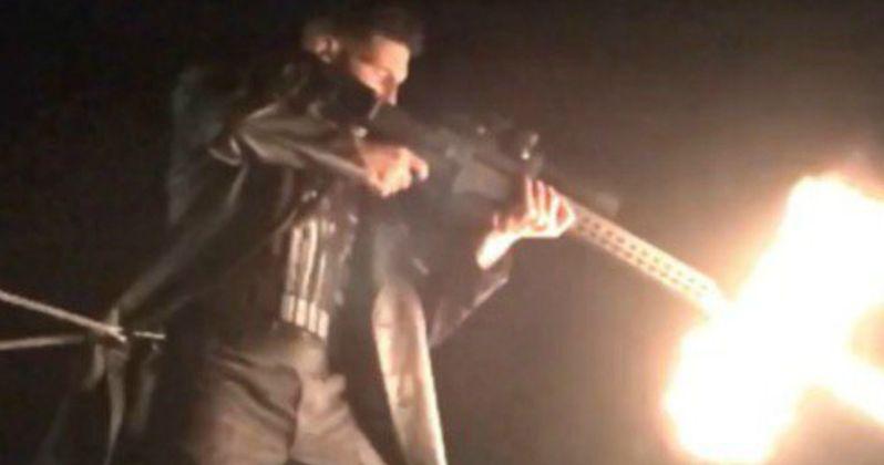 The Punisher Opens Fire in Daredevil Season 2 Teaser