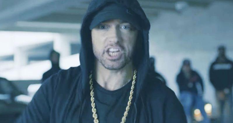 Eminem Incinerates Trump in Powerful Freestyle Rap