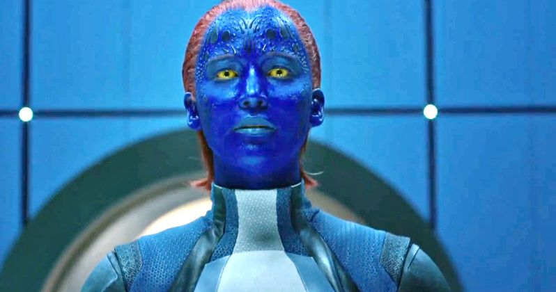 Mystique Leads the New Mutants in X-Men: Apocalypse Preview