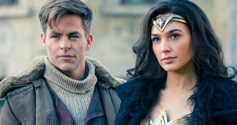 Steve Trevor Won't Return in Wonder Woman 3