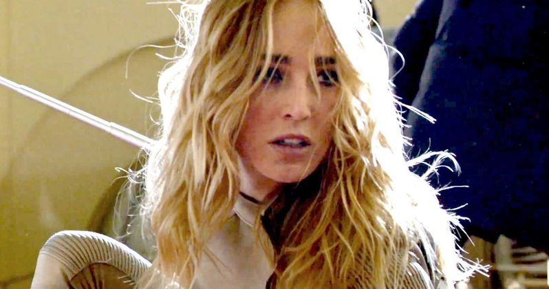 Arrow Season 4 Will Introduce White Canary Before Legends