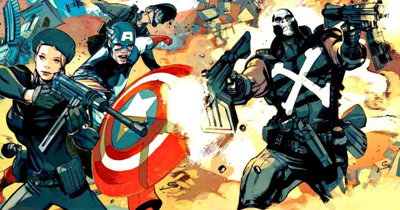 Captain America: Civil War Video Shows Epic Crossbones Fight