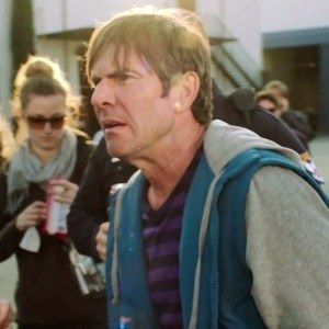 Two Movie 43 TV Spots with Dennis Quaid as Producer Arty Wessler
