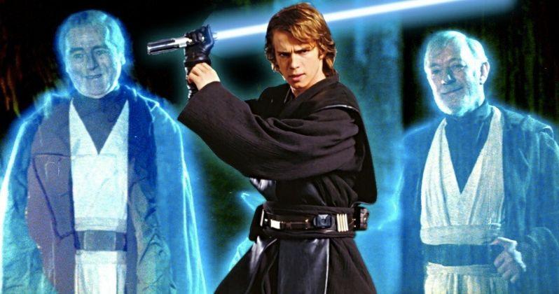 Star Wars 9 to Bring Back Old CGI Anakin Instead of Hayden