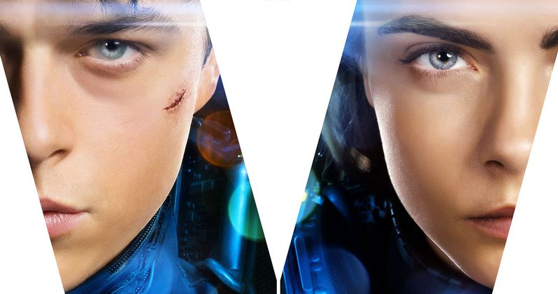 Valerian Trailer #2 Takes Cara Delevingne to an Amazing New World