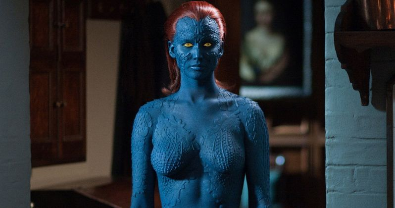 X-Men: Days of Future Past Gets Rated PG-13 for Nudity and Violence