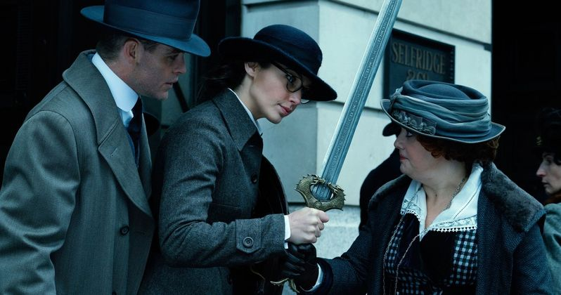 Wonder Woman Soars Past $600M at the Worldwide Box Office