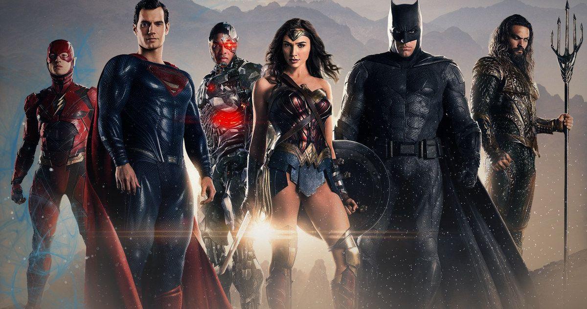 justice league 3d trailer