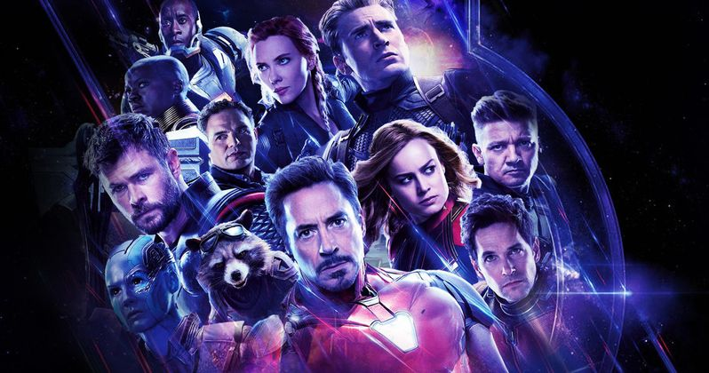 Marvel Shows New Avengers: Endgame Footage to Press: Here's What They Saw