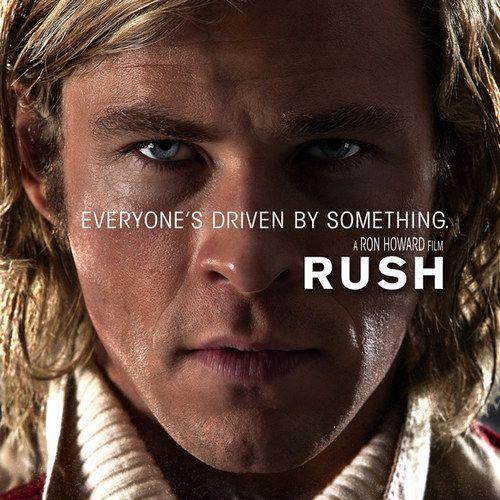 Rush Poster with Chris Hemsworth