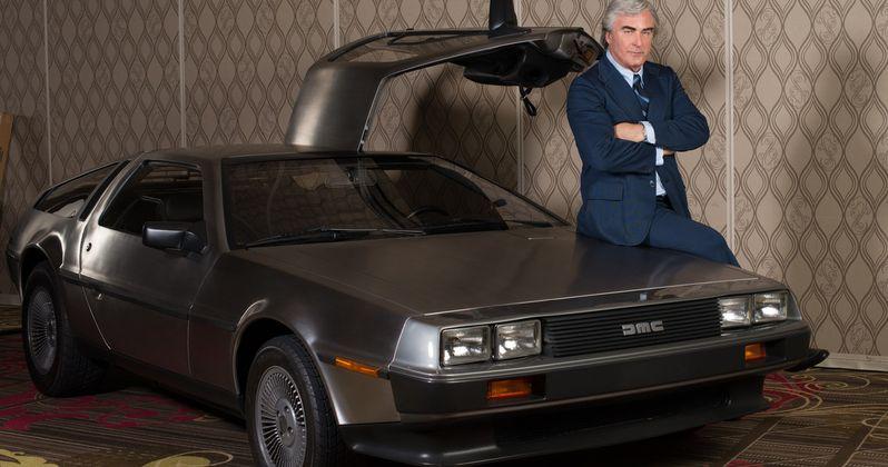 Framing John DeLorean Trailer Features Alec Baldwin as the Infamous Car Maker