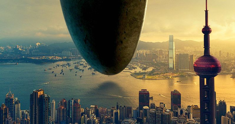 Arrival Hong Kong Poster Error Causes Online Uproar