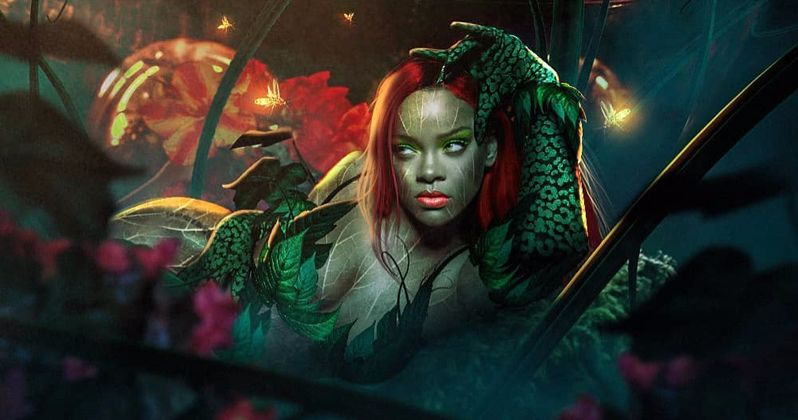 Rihanna Addresses The Batman Poison Ivy Rumors, Admits Her Obsession for the Villain