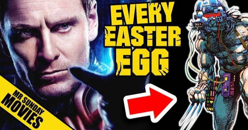 Every X-Men: Apocalypse Easter Egg Revealed