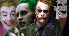 Joker Origin Movie Script Almost Done, Shoots in 2018?