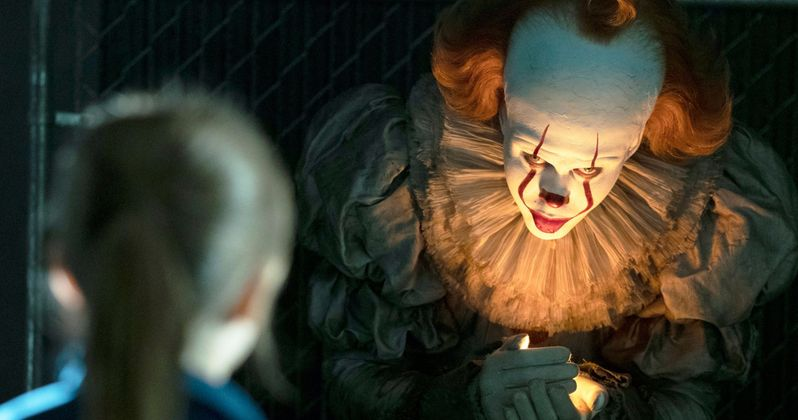 Pennywise Actor Is Open to IT Chapter Three, Thinks It Would Be Fun