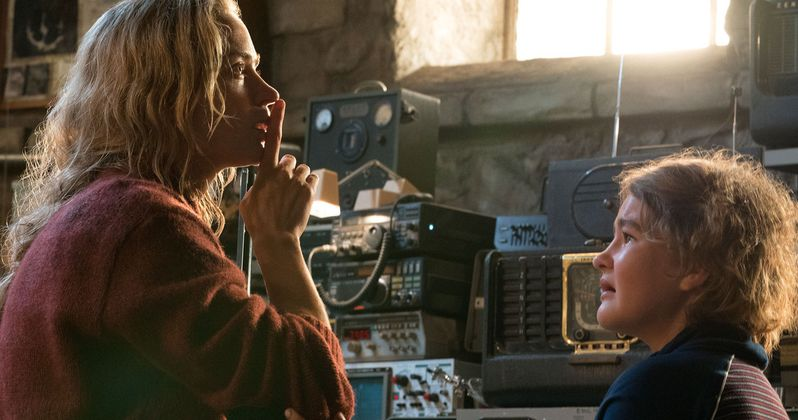 Is A Quiet Place Really a Secret Cloverfield Movie?