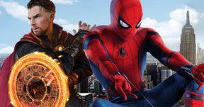 Doctor Strange & Spider-Man Team Up in Leaked Infinity War Photo
