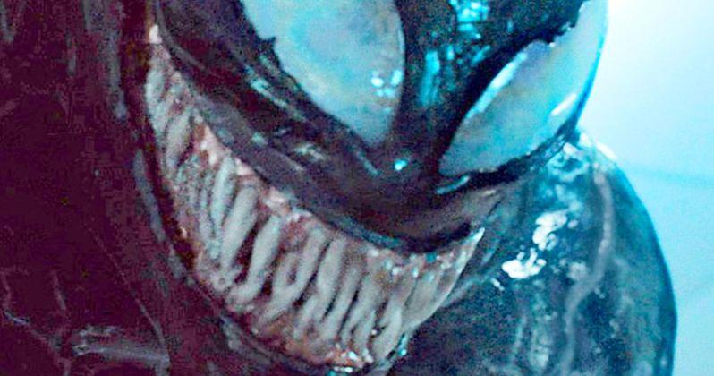 New Symbiote Photo Arrives with More Venom Movie Details