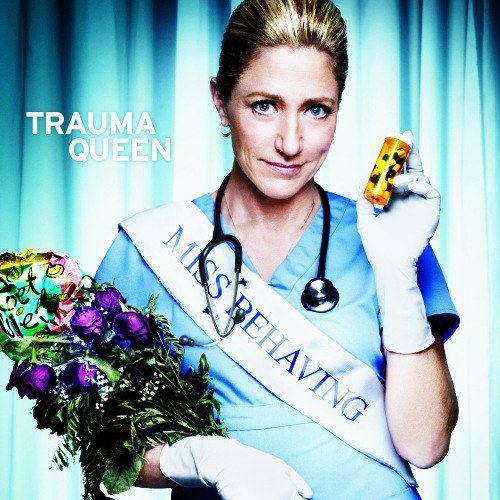 Nurse Jackie Season 5 Promo Art