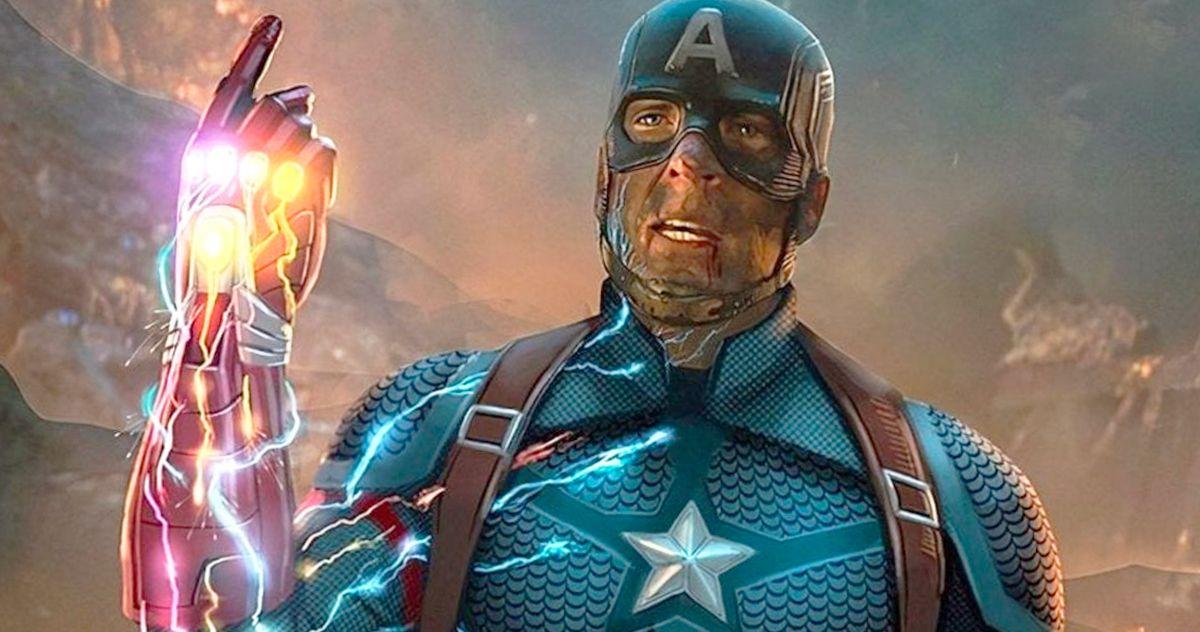 Возвращение Капитана Америки из MCU может заставить его вернуть Камни бесконечности