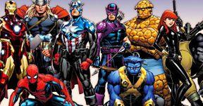 Marvel Already Has Movie Plans for X-Men & Fantastic Four?