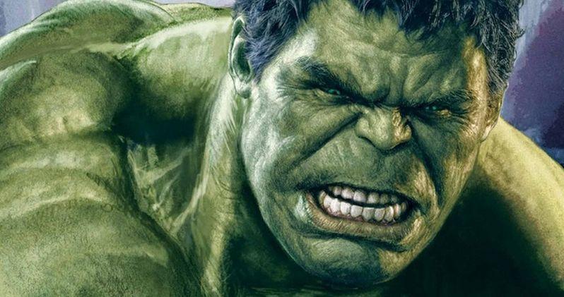 Proof Hulk Is Returning in Captain America: Civil War?