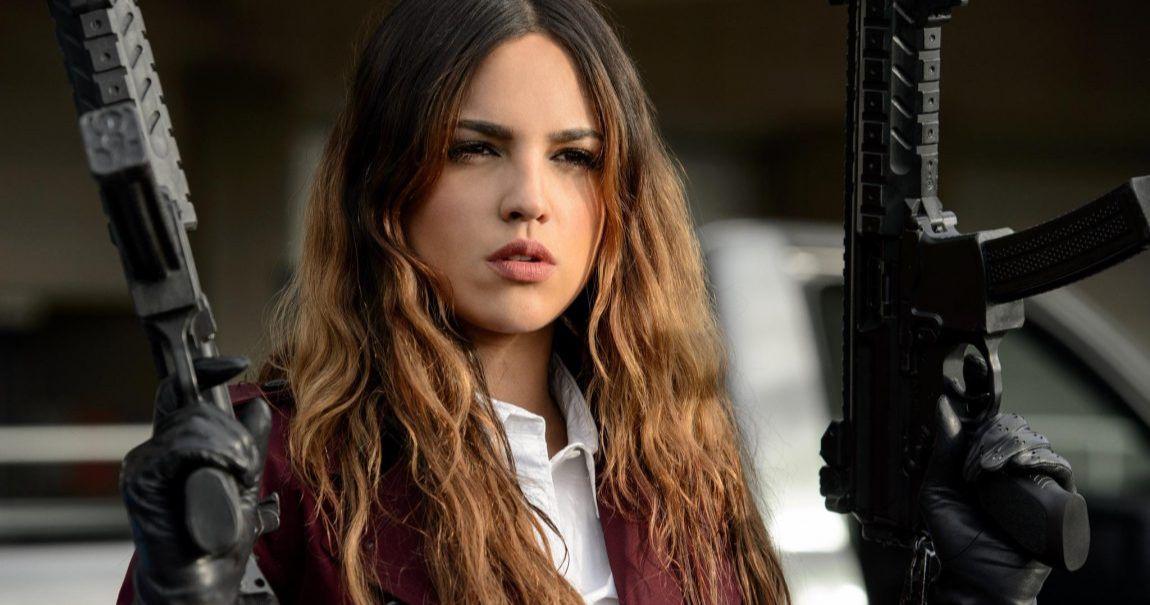 Failed Catwoman Audition Left Bloodshot Star Eiza Gonzalez Heartbroken