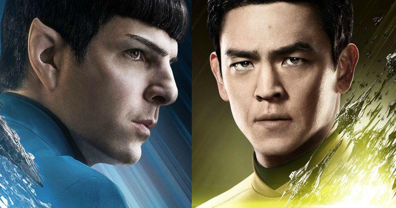 Zachary Quinto Responds to Star Trek Beyond Gay Sulu Controversy