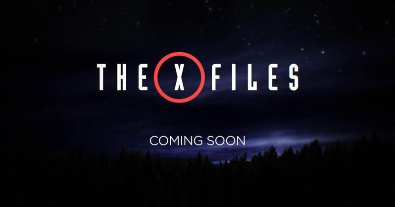 The X-Files Is Coming Back January 2016!