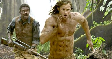 Legend of Tarzan IMAX Trailer Shows the Ape Man's Origins