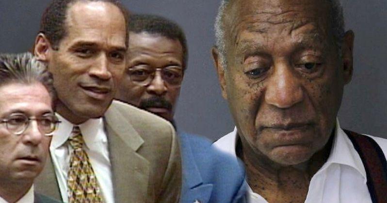 O.J. Simpson Warns Bill Cosby About Prison, Calls Him a Rapist