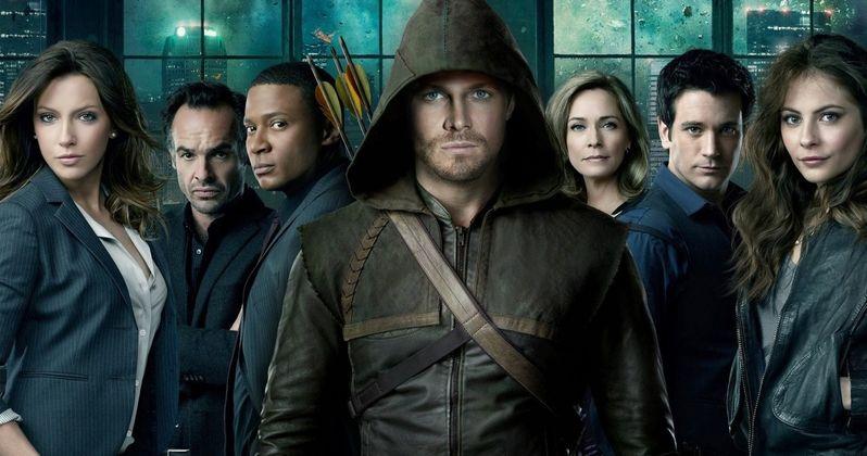Arrow Season 3 Trailer Teases Oliver and Felicity Romance