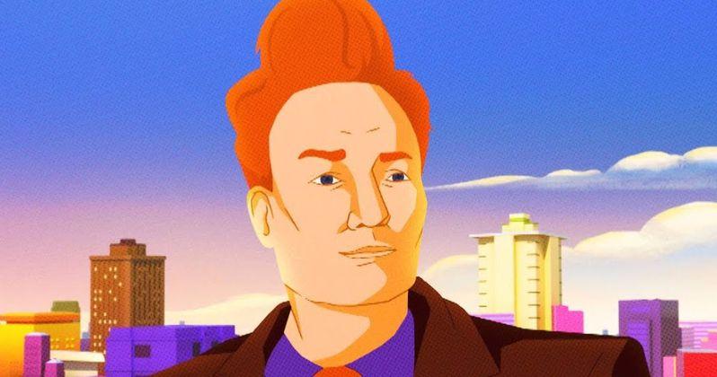 Conan Enters The Spider-Verse in New Spider-Man Themed Comic-Con Intro