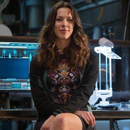 Iron Man 3 Photo Introduces Rebecca Hall as Maya Hansen