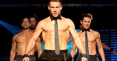 Channing Tatum Brings Magic Mike Live Show to Las Vegas