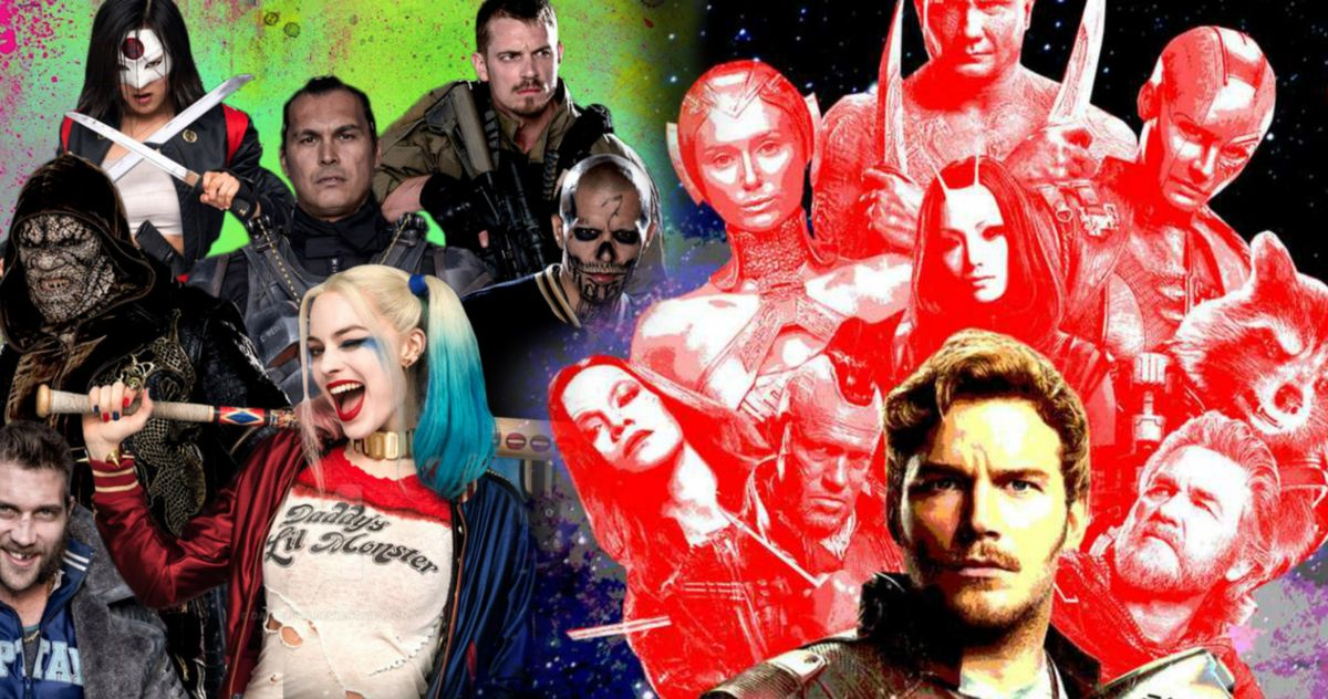 James Gunn on The Suicide Squad Soundtrack: It's a Lot Different Than Guardians