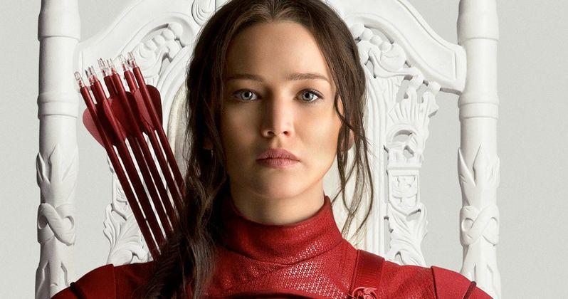 Hunger Games: Mockingjay Part 2 Comic-Con Panel & Trailer Details