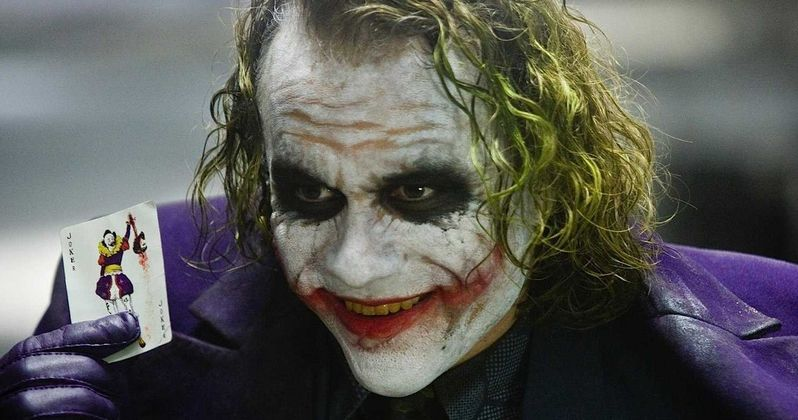 Go Inside Heath Ledger's Joker Diary from The Dark Knight