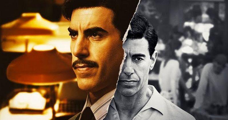 The Spy Trailer Has Sacha Baron Cohen Going Deep Undercover
