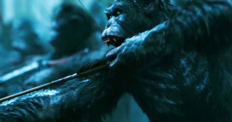 War for the Planet of the Apes Brings Back This Classic Character