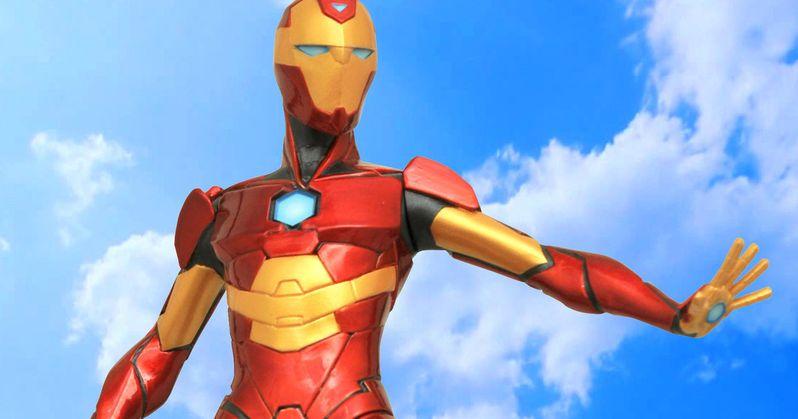 Ironheart Script Hits Black List, Is It Marvel's Iron Man Successor?