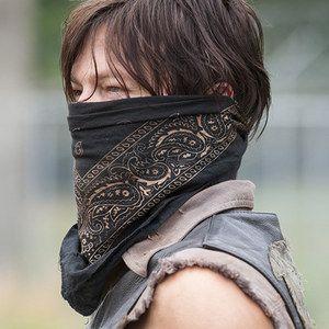First Look at Darryl Dixon in The Walking Dead Season 4
