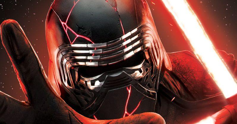 Rise of Skywalker Promo Art Has Best Look Yet at Kylo Ren's Resurrected Helmet