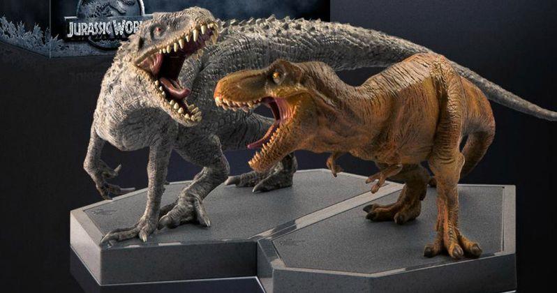 Jurassic World Blu-Ray Limited Edition Gift Set Unveiled