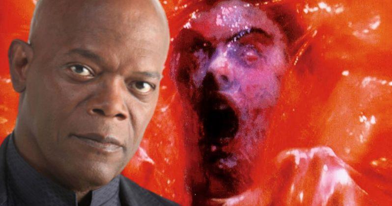 The Blob Remake Lands Samuel L. Jackson