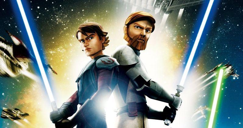 Lucasfilm Celebrates Star Wars: The Clone Wars Movie's 10th Anniversary